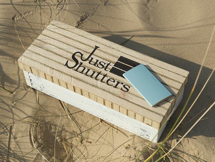 Business Availabililty - Just Shutters Box